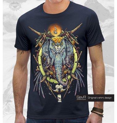 Ganesh футболка мужская