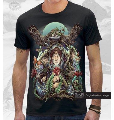 SPIRITS of the FOREST футболка мужская