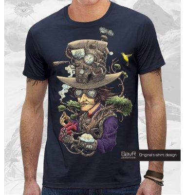 STEAMPUNKER футболка мужская